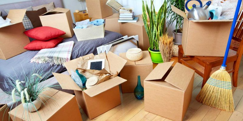 Buying a house and moving into Nottingham