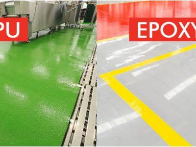 Epoxy Coatings & Polyurethane Coating